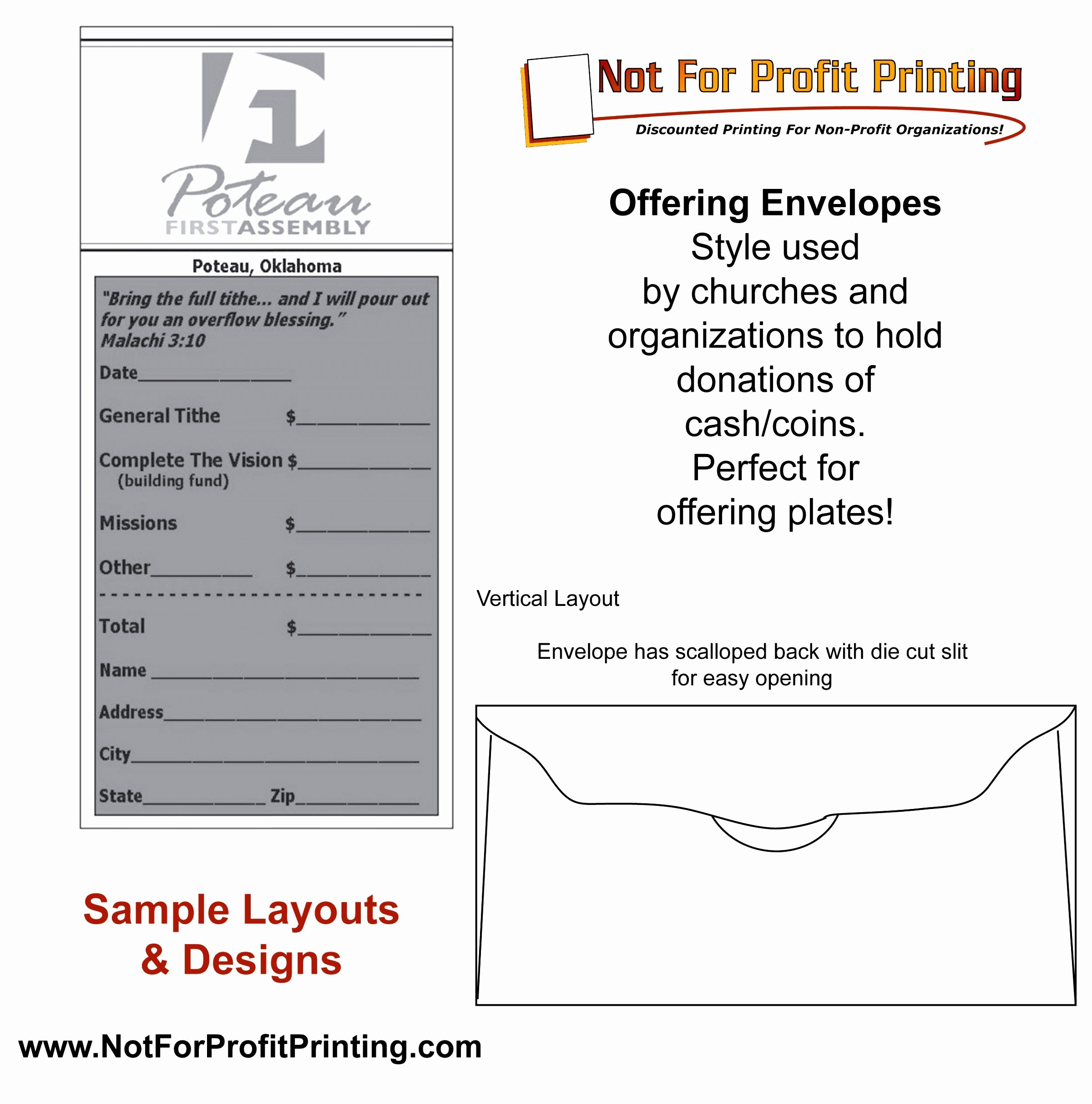 Remittance Envelope Template Word Inspirational 8 Fering Envelope Template Iooaa