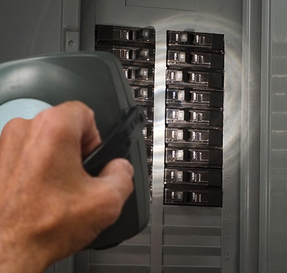 Residential Electrical Panel Schedule Beautiful Heavy Ups Dc Electrical Panel Installation