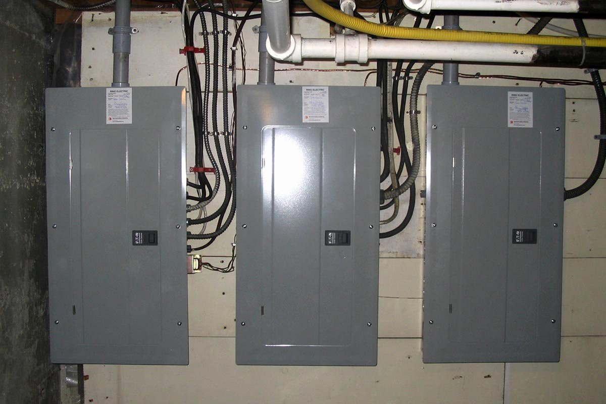 Residential Electrical Panel Schedule Elegant Ring Electric