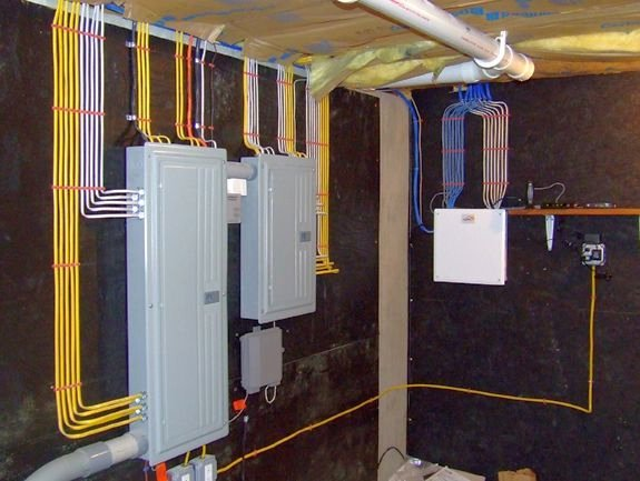 Residential Electrical Panel Schedule Inspirational Residential Flat Panel Tv Installation Landscape Lighting