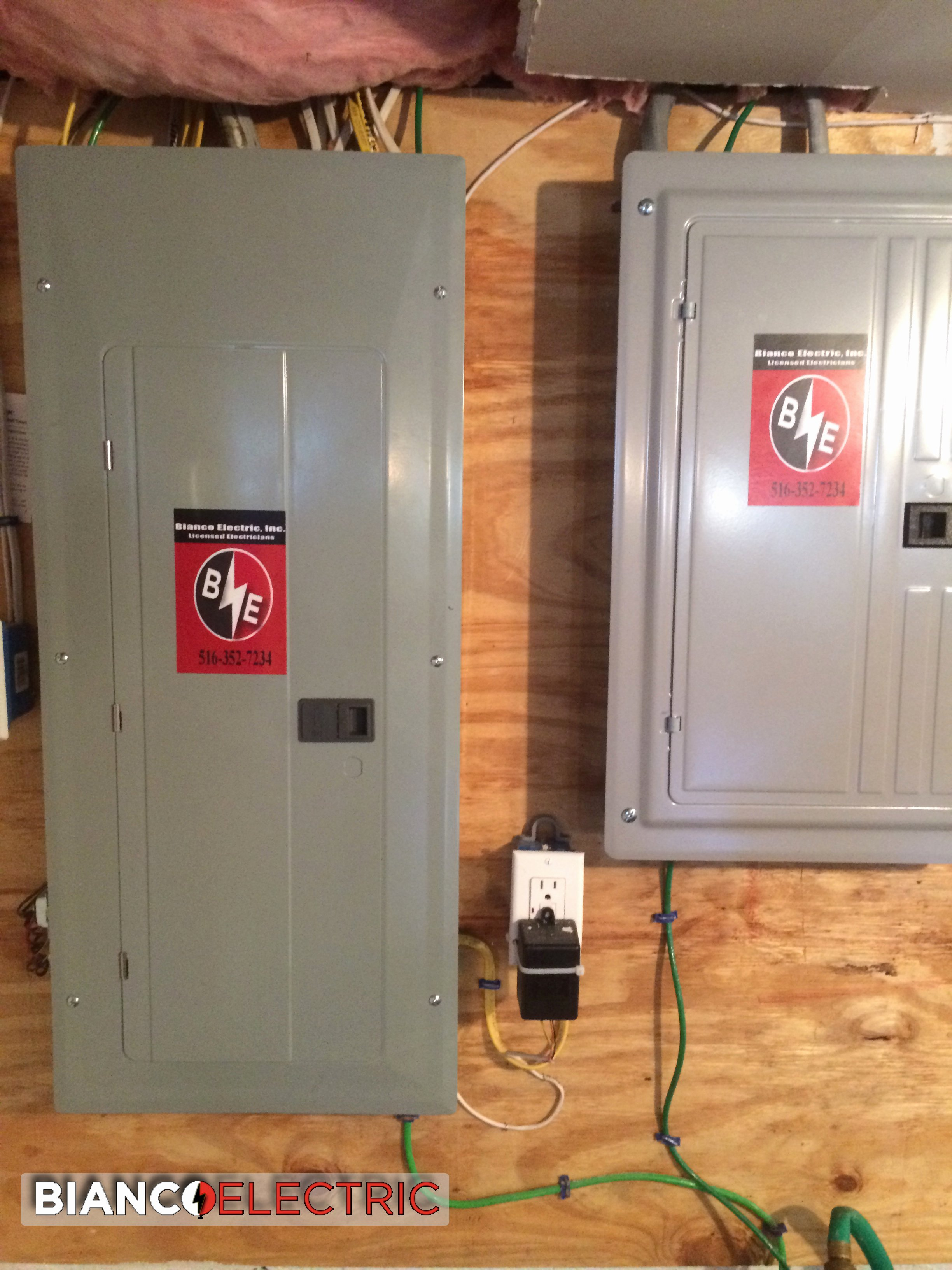 Residential Electrical Panel Schedule Lovely Home Bianco Electric Nassau County Electricians