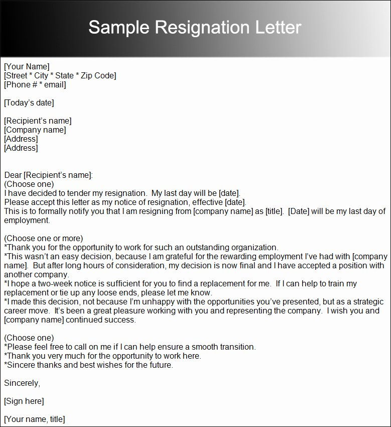 Resignation Letter 30 Days Notice Best Of 8 Giving Two Weeks Notice On A Monday