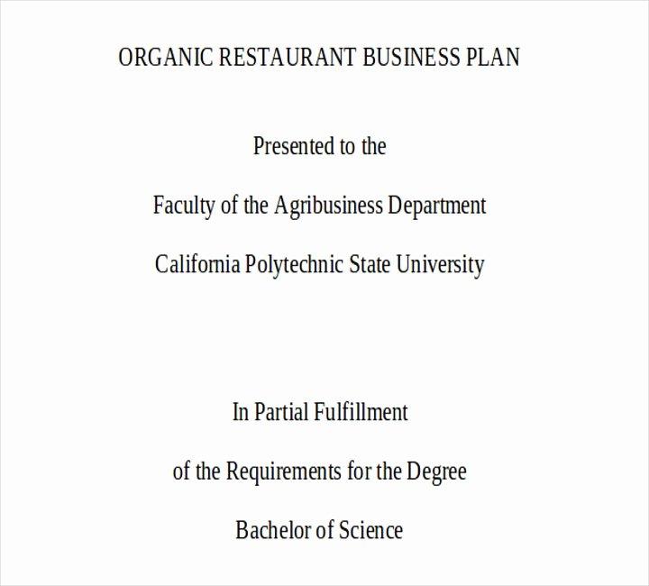 Restaurant Business Plan Pdf Inspirational How to Set Up A Restaurant Bar 11 Free Pdf Doc format