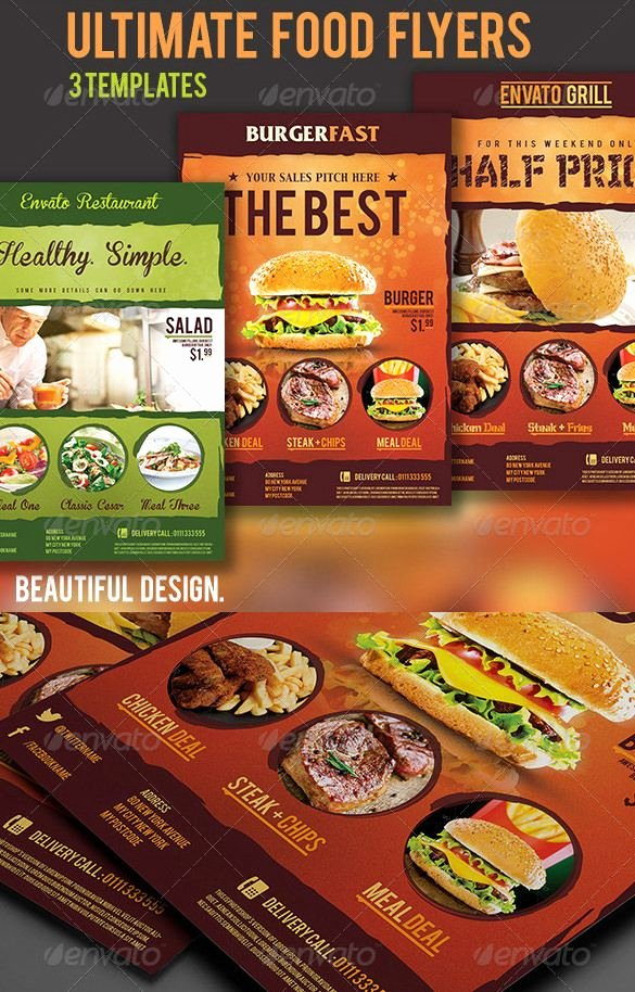 Restaurant Flyer Templates Free Beautiful Restaurant Flyer Template – 56 Free Word Pdf Psd Eps
