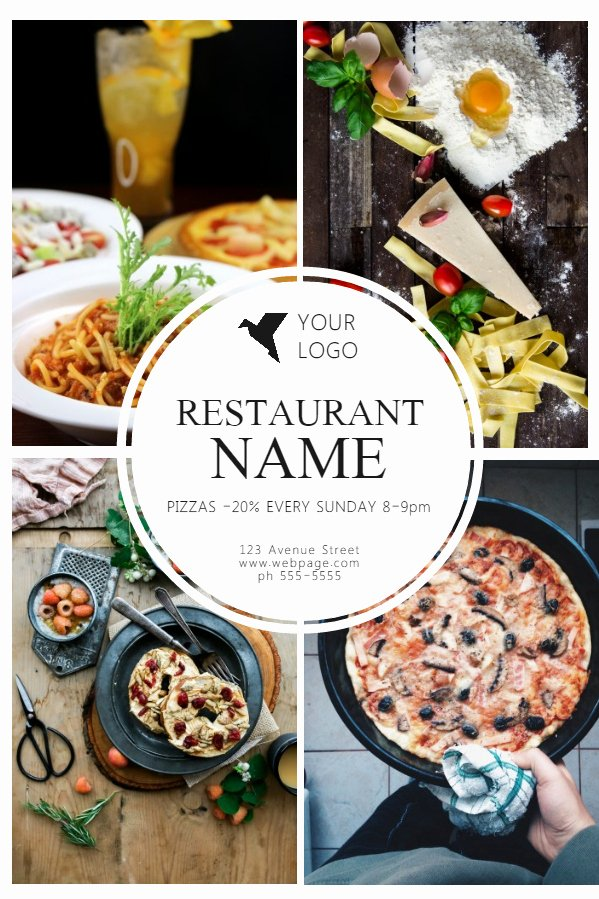 Restaurant Flyers Templates Free Fresh top 10 Templates From the Design Munity Vol 8
