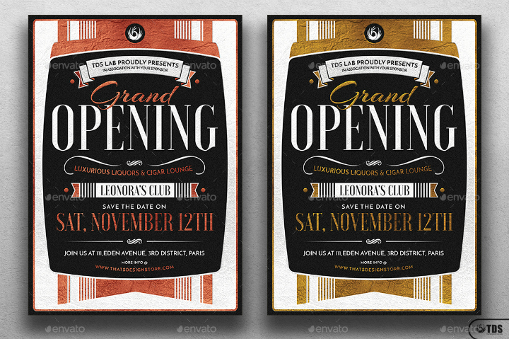 Restaurant Grand Opening Flyer Unique 22 Restaurant Grand Opening Flyer Templates Ai Psd Word