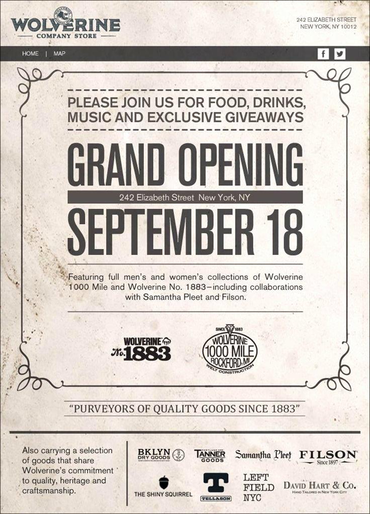 Restaurant Grand Opening Invitation Best Of 24 Best Images About Grand Opening Invitations On Pinterest