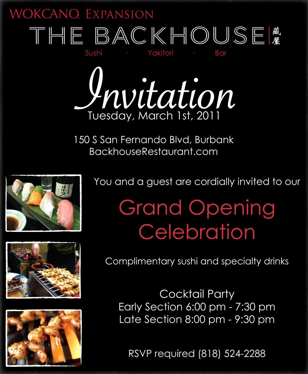 Restaurant Grand Opening Invitation Lovely Restaurant Inauguration Invitation Card Google Search Restaurants & Cafe S