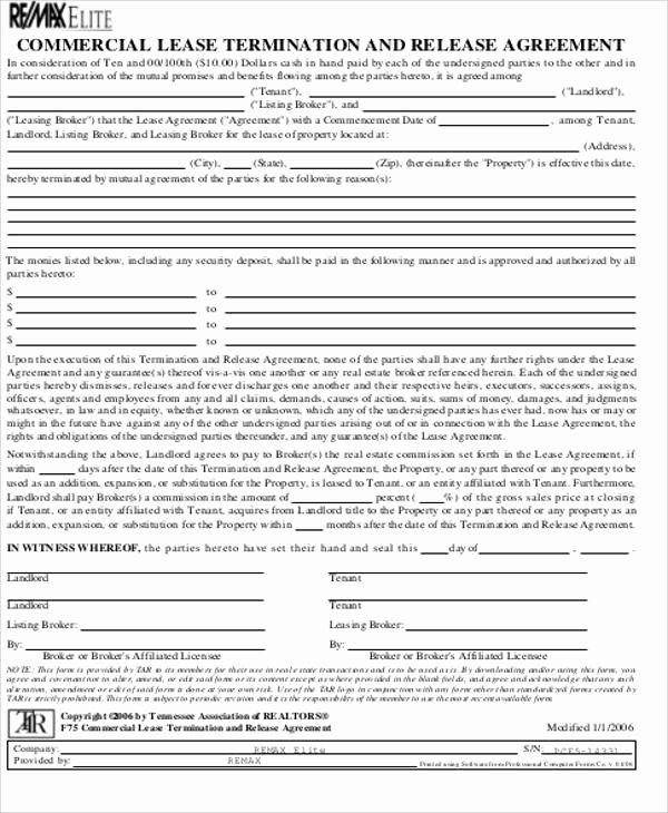 Restaurant Lease Agreement Pdf Awesome 15 Mercial Lease Agreement Samples Word Pdf