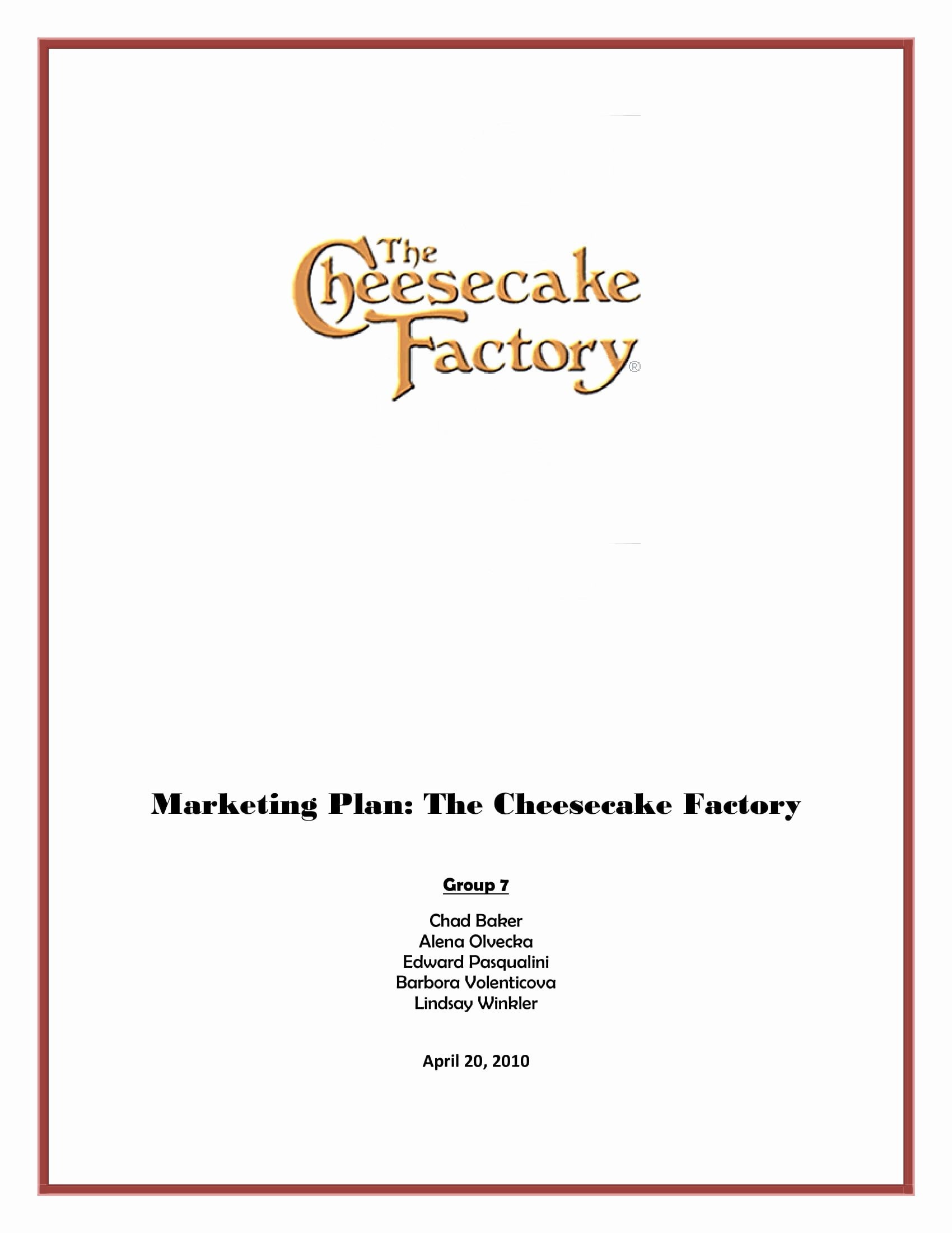 Restaurant Marketing Plan Pdf Awesome 15 Sample Restaurant Marketing Plan Templates Pdf Doc Apple Pages