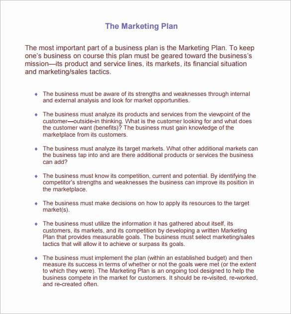 Restaurant Marketing Plan Pdf Elegant 13 Restaurant Marketing Plan Examples Pdf Word Pages