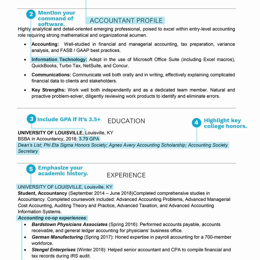 Resume for College Freshmen Inspirational College Student Grad Resume Examples and Writing Tips