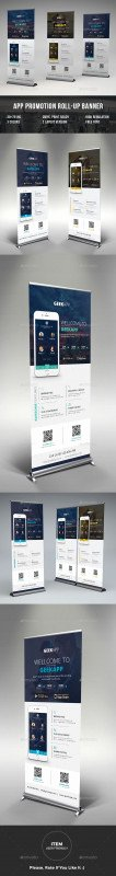 Retractable Banner Design Templates Unique Retractable Banner Design Templates 10 Professional Templates