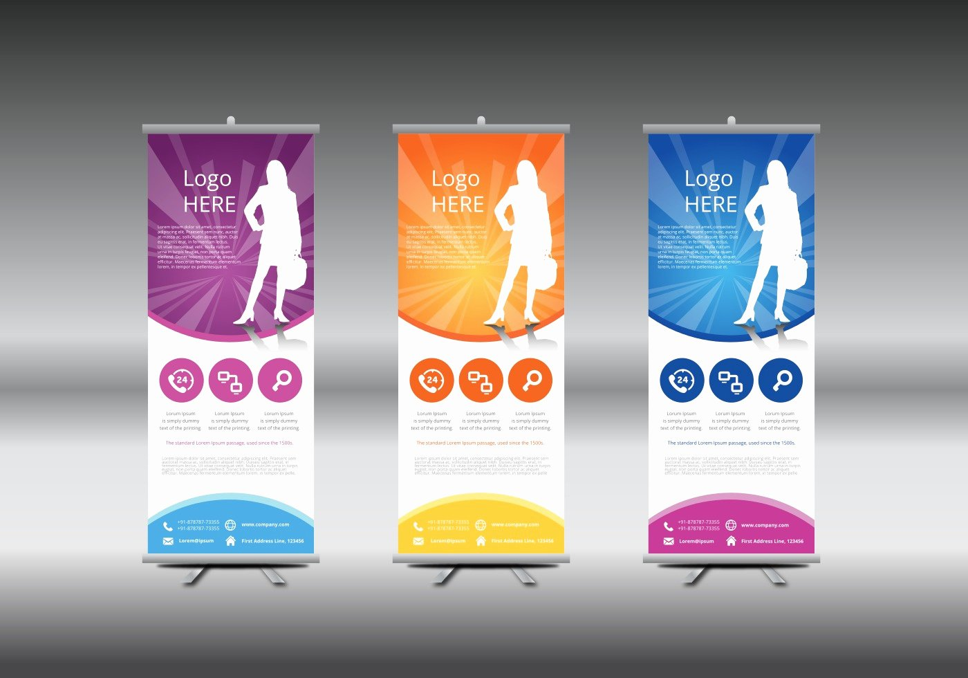 Roll Up Banner Template Best Of Roll Up Banner Template Vector Illustration Download Free Vectors Clipart Graphics & Vector Art
