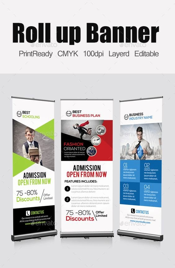 Roll Up Banner Template Elegant Banner Template Banners and Banner Design On Pinterest