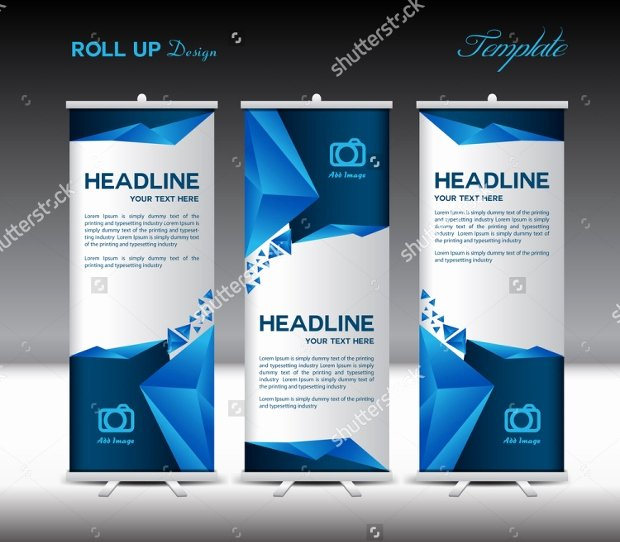 Roll Up Banner Template Fresh 31 Flat Roll Up Banner Designs Psd Ai Apple Pages Eps Vector
