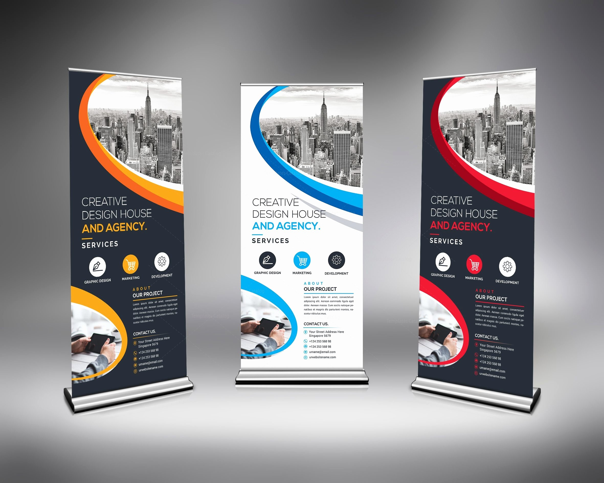 Roll Up Banner Template Inspirational Best Roll Up Banner Template Template Catalog