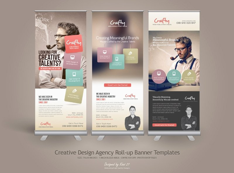 Roll Up Banner Template New 32 Roll Up Banner Designs & Templates Psd Ai