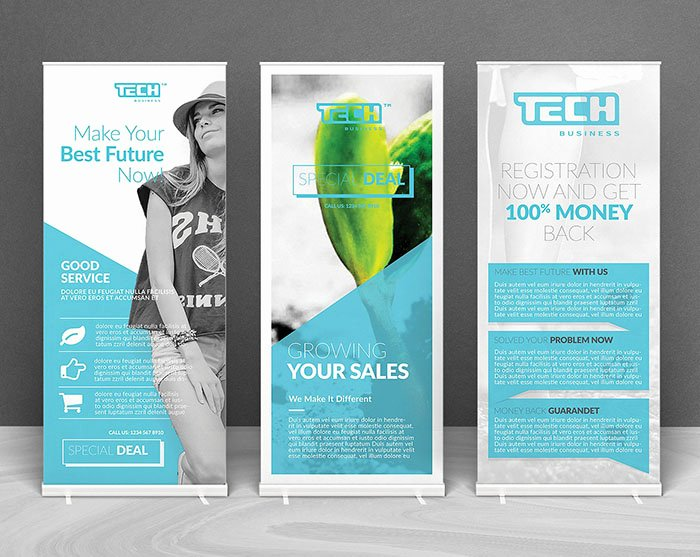 Roll Up Banners Designs Best Of 49 Best Roll Up Banner Mockups and Templates 2018