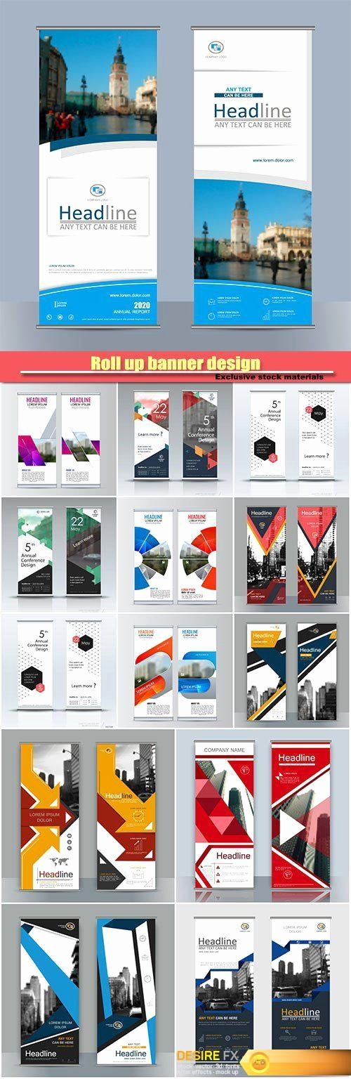 Roll Up Banners Designs Fresh Desire Fx