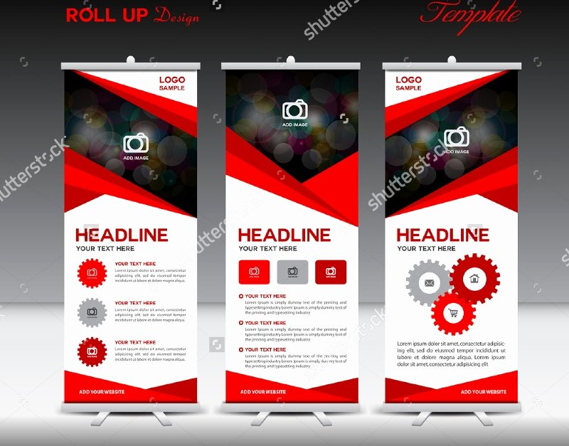 Roll Up Banners Designs New 37 Roll Up Banner Designs for Your Advertising Needs Psd Ai