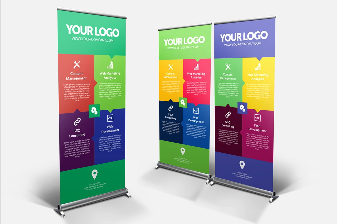 Roll Up Banners Template Inspirational Printing Business In Lagos Archives