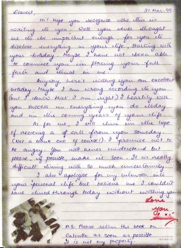 Romantic Letters for Girlfriend Awesome Romantic Love Letters
