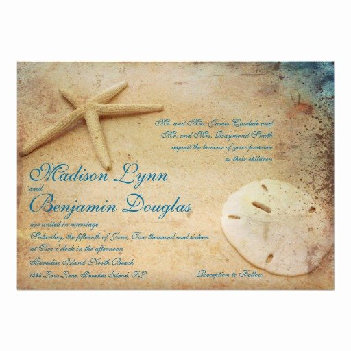 "Rustic Beach Wedding Invitations Fresh Rustic Beach Destination Wedding Invitations 4 5"" X 6 25"" Invitation Card"