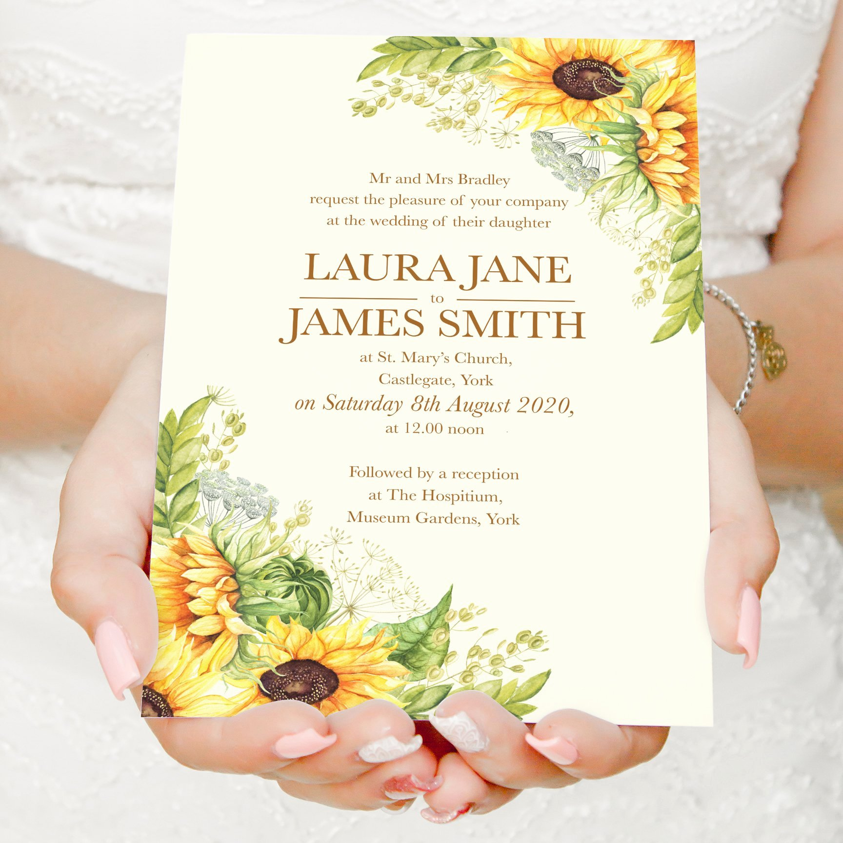 Rustic Sunflower Wedding Invitations Fresh Rustic Sunflower Wedding Invitations Rustic Wedding Country Wedding – Stnstationery