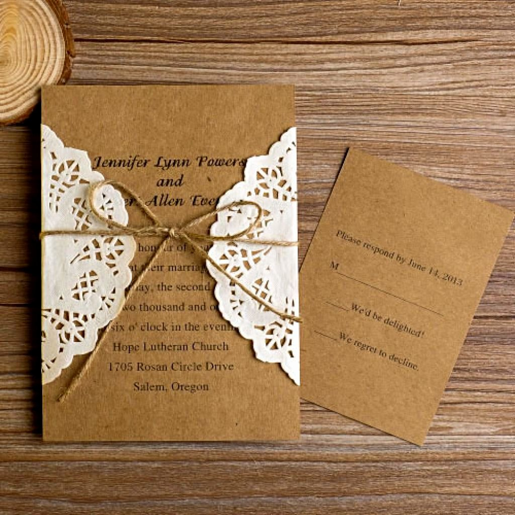 Rustic Wedding Invitations Template Lovely Sunshinebizsolutions