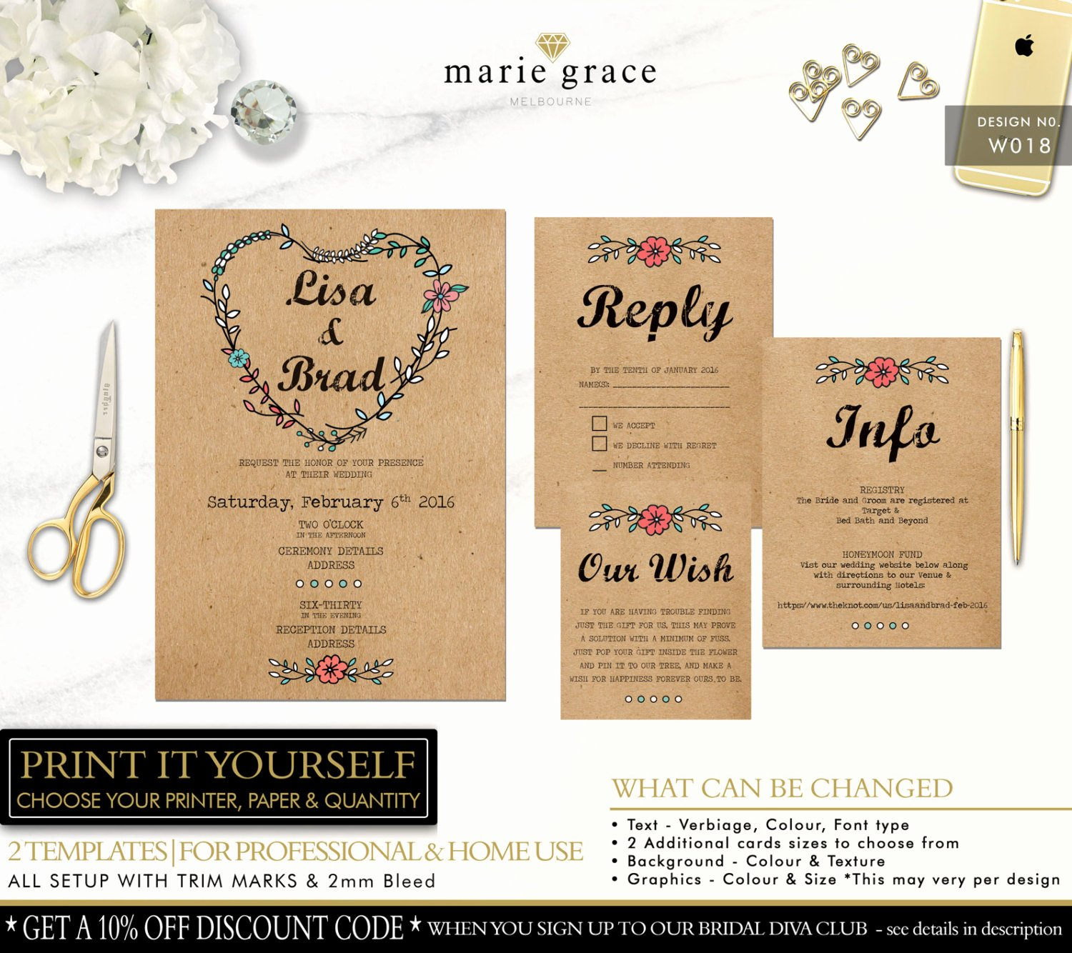 Rustic Wedding Invitations Templates Luxury Wedding Invitation Templates Rustic Wedding Invitations