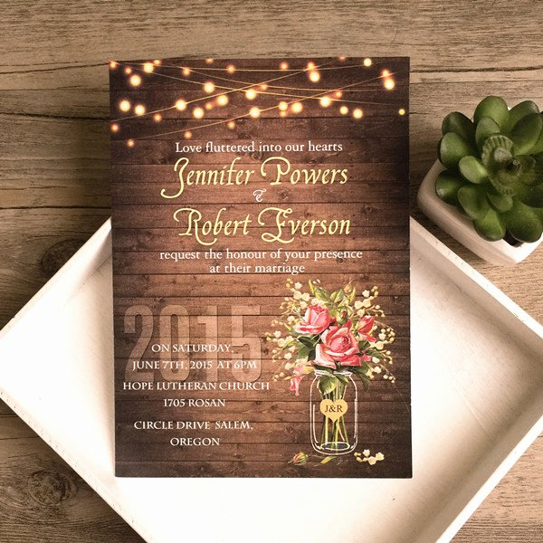 Rustic Wedding Invites Templates Unique 25 Chic and Easy Rustic Wedding Arch Ideas for Diy Brides – Elegantweddinginvites Blog