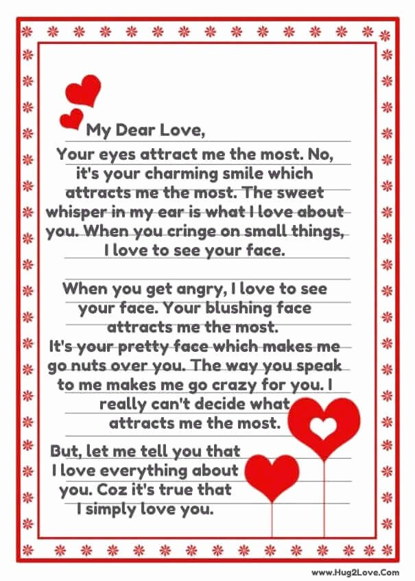 Sad Love Letter for Him Elegant Love Poems for Your Boyfriend that Will Make Him Cry