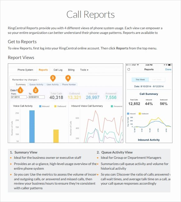 Sales Call Report Template Unique Sample Sales Call Report 13 Documents In Pdf Apple Pages Google Docs Word