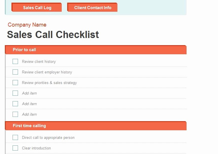 Sales Calls Report Template Best Of Mobilitymedia Blog