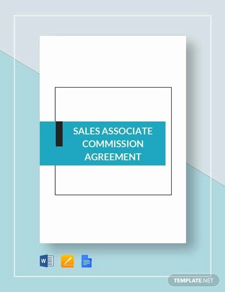 Sales Commission Agreement Pdf Beautiful 9 Mission Sales Agreement Templates Word Pdf Pages