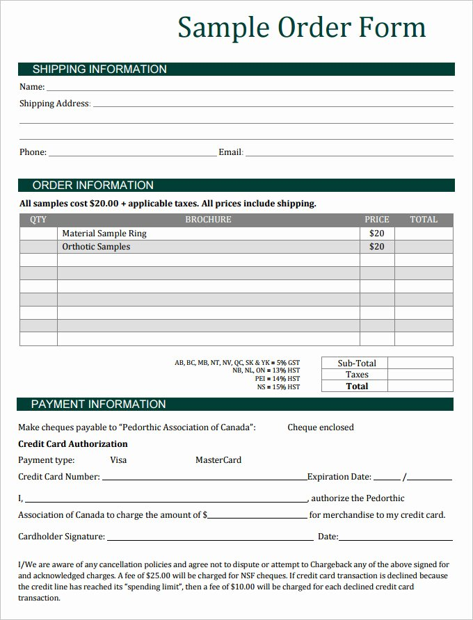 Sales order form Templates Beautiful 17 Sales order Templates Word Docs