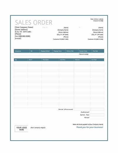 Sales order forms Templates Awesome Sales order Template Free Download Edit Fill Create and Print Wondershare Pdfelement