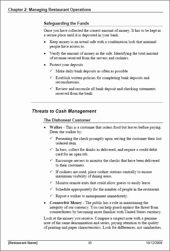 Sales Training Manual Template Inspirational 5 Training Manual Templates – Fine Word Templates
