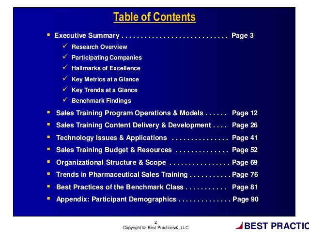 Sales Training Manual Template Inspirational Pharmaceutical Sales Training Excellence tools Processes and Resour…