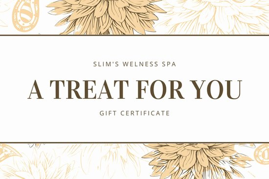 Salon Gift Certificates Templates Unique Customize 131 Spa Gift Certificate Templates Online Canva