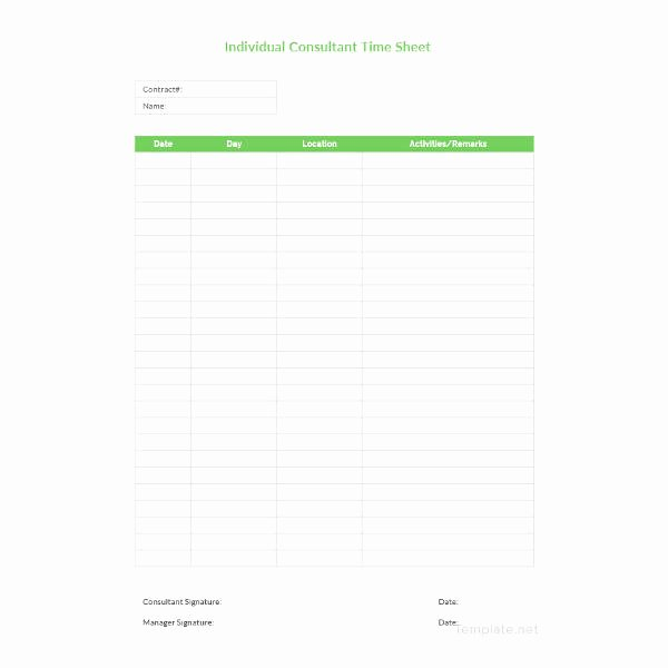 Sample attorney Time Billing Sheet Fresh 60 Sample Timesheet Templates Pdf Doc Excel