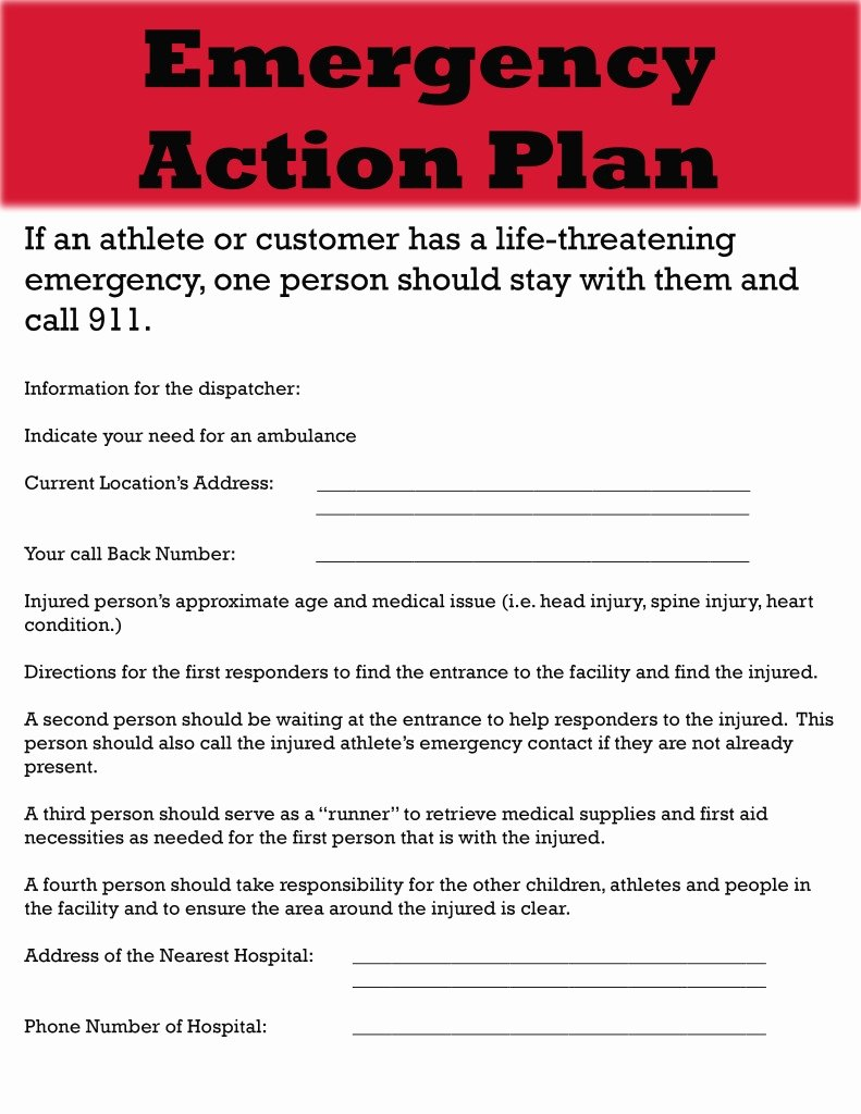 Sample Crisis Management Plan Awesome 7 Emergency Management Plan Examples Pdf