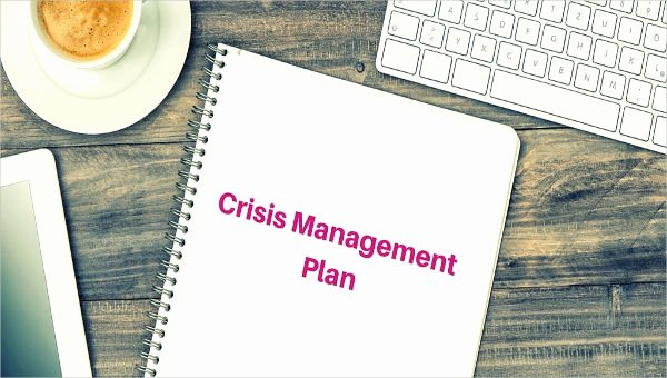 Sample Crisis Management Plan Inspirational 12 Crisis Management Plan Templates Sample Word Google