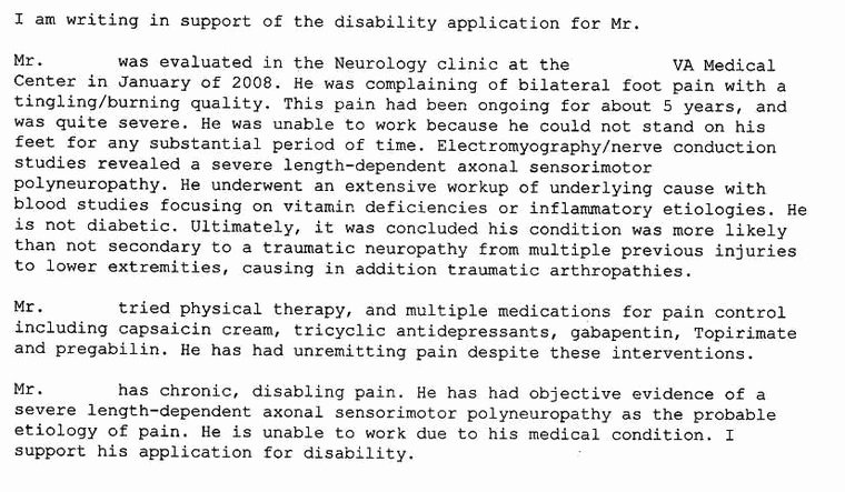 Sample Disability Letter From Doctor Inspirational Sample Disability Letter From Doctor