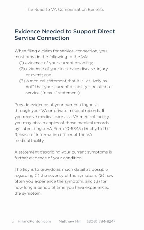 Sample Disability Letter From Doctor Unique Va Disability Nexus Letter Example