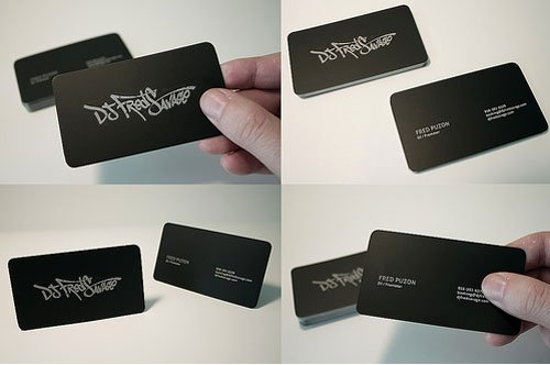 Sample Dj Business Cards Fresh All Amazing Designs Dj Business Cards