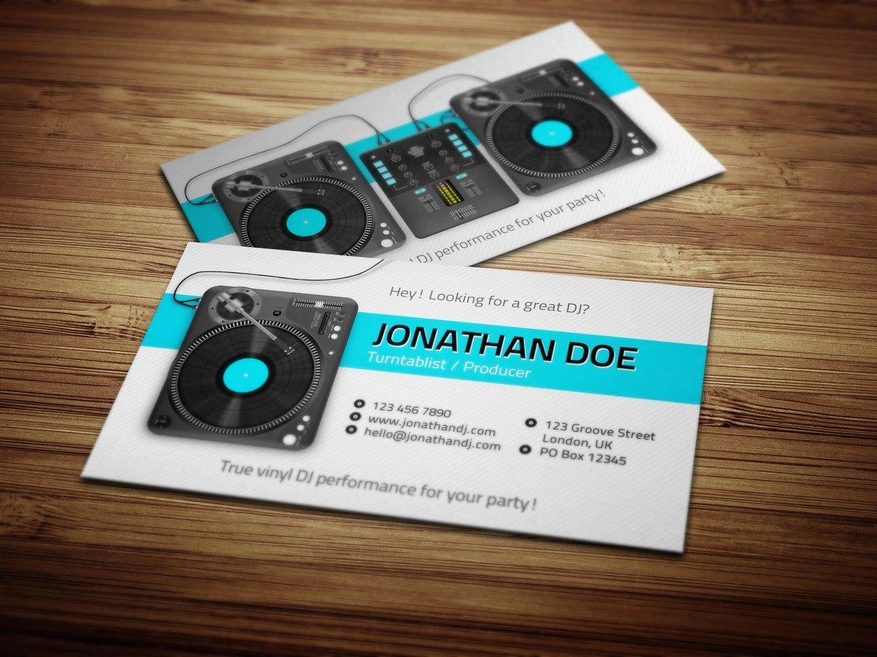 Sample Dj Business Cards Luxury Your Questions What Do I Need to Set Up Legally as A Dj