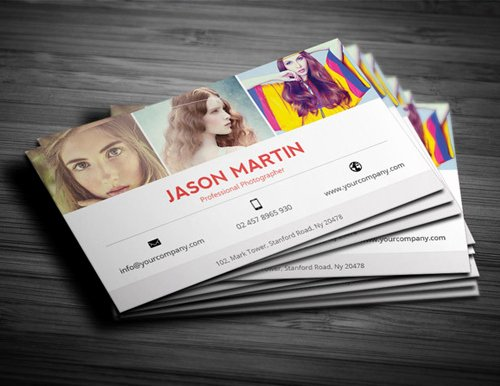 Sample Photography Business Cards Best Of Graphy Business Card Templates Design
