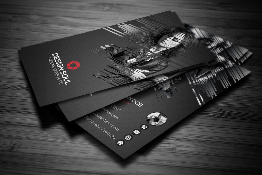 Sample Photography Business Cards Fresh top 25 Graphy Business Cards Examples From Around the Web